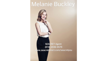 Melanie Walter Buckley Seacret Agent on Marketing in Korea