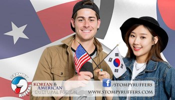 Stompy Ruffers on Marketing in Korea