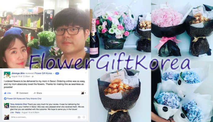 Flower Gift Korea Journey Part 2 – 5 Month Update